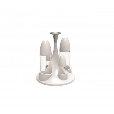 CRUET SET 4 PIECES